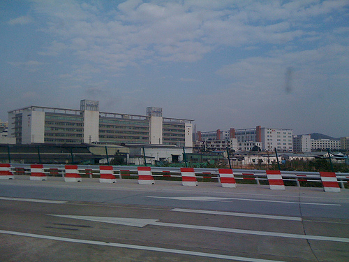 Foxconn Facilities by flickr's Terence T.S. Tam